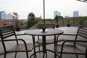 Safin Residence Jakarta - Balkon