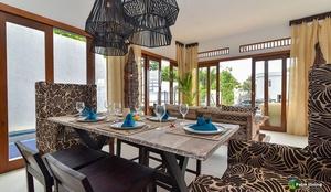 Villa Kapal Lovina Bali - Interior