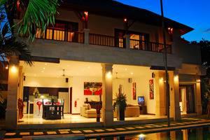 Villa Zanissa Bali - Penampangan