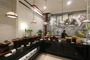 Java Paragon Surabaya - Food Dinner Packages