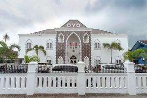 OYO 269 Grand Shaqilla Syariah Medan - Facade