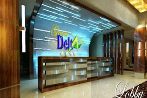 Grand Delta Hotel Medan - Lobi