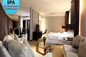 Grand Delta Hotel Medan - Kamar tamu