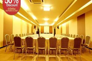 Grand Delta Hotel Medan - Ruang Rapat
