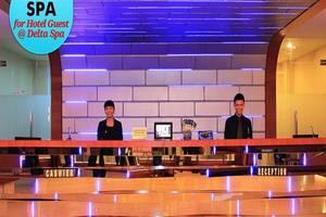 Grand Delta Hotel Medan - Resepsionis