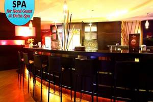 Grand Delta Hotel Medan - Club