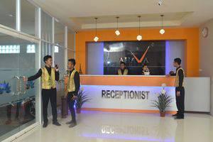 Hotel Ahava Magelang - lobby