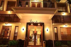 Hotel Mawar Asri Yogyakarta - Tampilan Luar Hotel