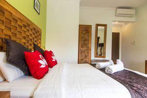 ZenRooms Uluwatu Hidden Pecatu - Tempat Tidur Double