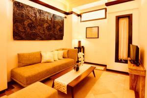 Paditeras Boutique Hotel Seminyak Bali - Living Room