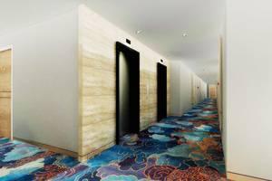 Hotel Santika Mega City Bekasi - Corridor