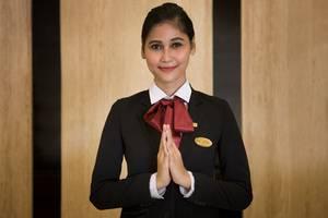 Hotel Santika Mega City Bekasi - Resepsionis