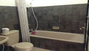 Designer Villa Osaka Kota Bunga Cianjur - Bathroom