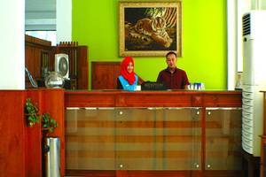 Hotel Pacific Surabaya - Resepsionis
