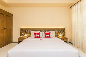 ZenRooms Hang Tuah Sanur - Tampak tempat tidur double