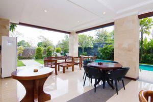 ZEN Premium Canggu Batu Villa Bali - Lobi