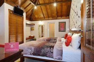 ZEN Premium Tegal Panggung Danurejan Yogyakarta - Tempat tidur Twin
