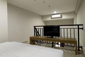 RedDoorz @ Cibogo Bawah Bandung - Bedroom