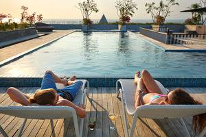 Lexington Klapa Resort Bali - Kolam Renang