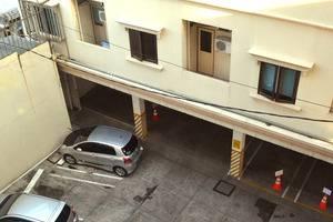 Newton Residence Jakarta - Tempat Parkir