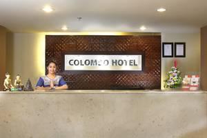 Quin Colombo Hotel Yogyakarta - frontoffice