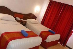 Parapat View Hotel Parapat - Kamar Superior Pemandangan Taman