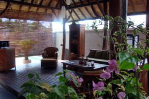Gili Exotic Villa   - Interior
