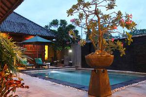 Gili Exotic Villa   - Otdoor Pool
