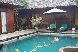 Gili Exotic Villa   - Otdoor Pool