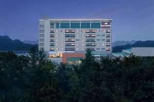 Hotel Santika Bogor - Tampak Luar