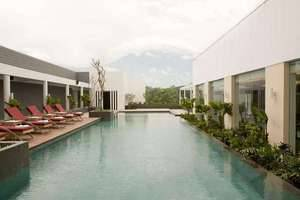 Hotel Santika Bogor - Kolam Renang