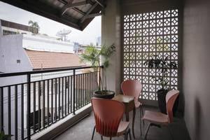 Amelia Guesthouse Jakarta - Balkon