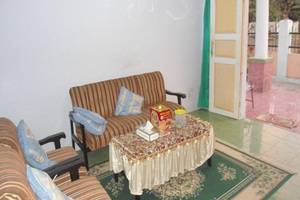 Osingvacation Banyuwangi - Ruang tamu