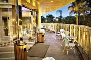 THE 1O1 Jakarta Sedayu Darmawangsa Jakarta - Terazza Lounge