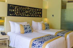 Swiss-Belhotel Tuban - Grand Deluxe Side View Twin