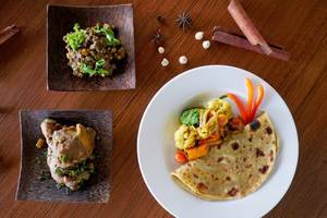 J4 Hotels Legian - Indian Food