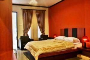 Grand Mutiara Hotel Berastagi - Kamar tamu