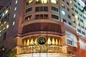 Grand Arkenso Park View Simpang Lima Semarang - gedung utama