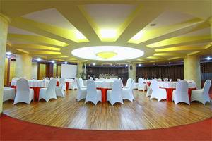 Grand Arkenso Park View Simpang Lima Semarang - Teratai meeting room