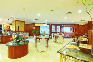 Grand Arkenso Park View Simpang Lima Semarang - Anggrek Resto & Coffee Shop3