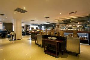 Redtop Hotel & Convention Center Jakarta - Ocafe