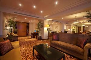 Redtop Hotel & Convention Center Jakarta - Lounge