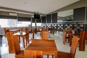 NIDA Rooms RS Bunda Thamrin Medan - Restoran