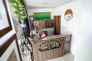 NIDA Rooms Station Malioboro Jogja - Resepsionis