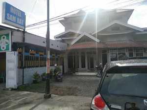 Hotel Samrat Palu