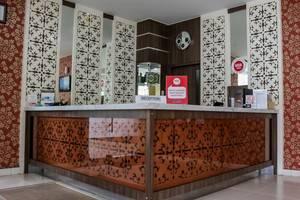 NIDA Rooms Lubis 3 Medan Baru - Resepsionis