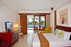 The Rani Hotel & Spa Bali - Kamar Deluxe akses ke kolam renang