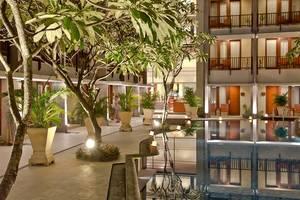 The Rani Hotel & Spa Bali - Area kolam renang