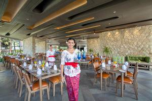 Wyndham Tamansari Jivva Resort Bali - Restaurant