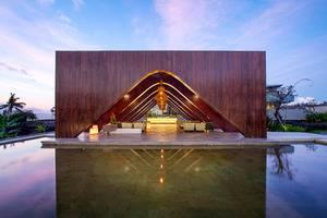 Wyndham Tamansari Jivva Resort Bali - Lobby